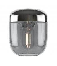 Lampa Acorn Smoked Steel UMAGE (dawniej VITA Copenhagen) - przydymiona stal