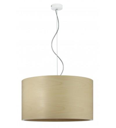 Lampa wisząca FUNK 40/22P klon - średnica 40 cm