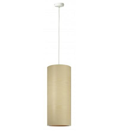 Lampa wisząca FUNK 16/40P klon - średnica 16 cm