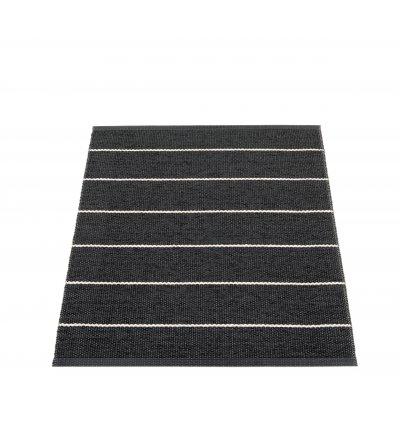 Chodnik CARL Pappelina - black / charcoal, różne rozmiary