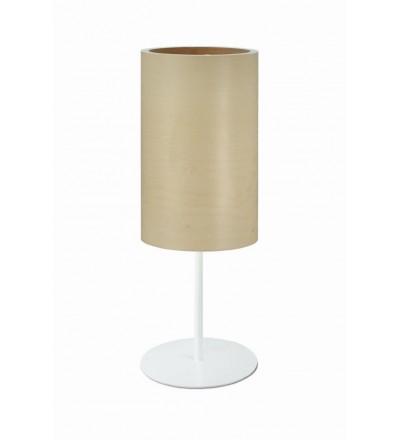Lampa stołowa FUNK 16/26T klon - średnica 16 cm
