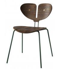 Krzesło Moth Nordic Tales - przydymiony dąb