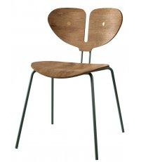 Krzesło Moth Nordic Tales - olejowany dąb