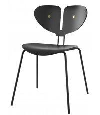 Krzesło Moth Nordic Tales - czarne