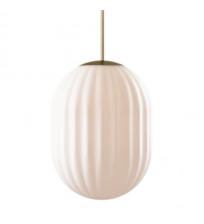 Lampa Bright Modeco+ Brass Nordic Tales - przewód crema