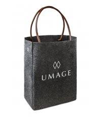 Torba filcowa UMAGE (dawniej VITA Copenhagen) Bag - ciemnoszara