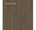 Fotel The Reader UMAGE - dark oak, bladozielony