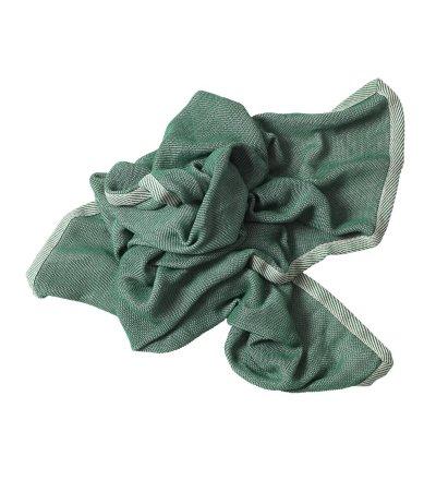 Pled RIPPLE THROW Muuto - zielony