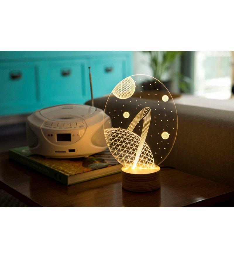 Lampa Galaxy Bulbing Studio Cheha