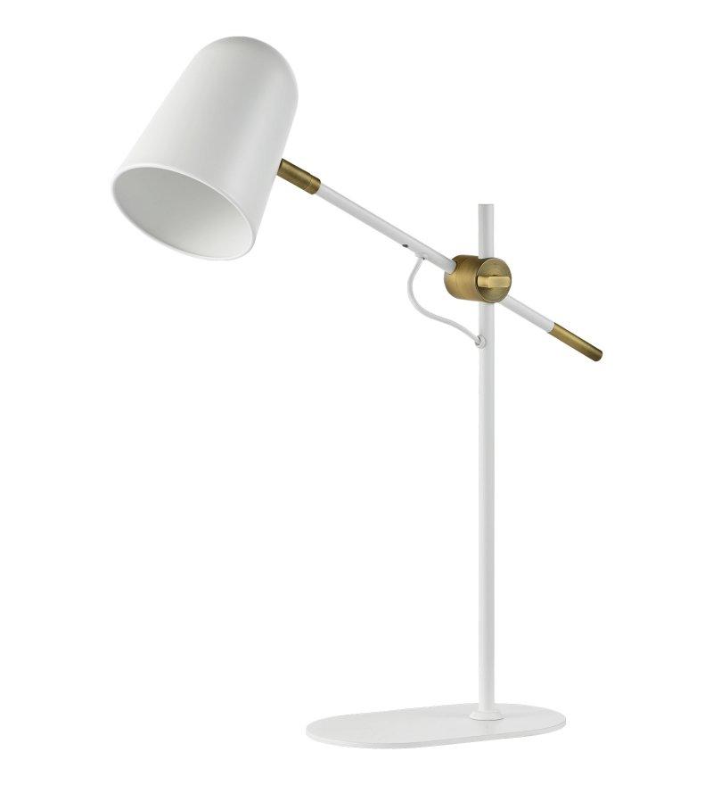 Lampa biurkowa Bureau Table Bolia  - biała