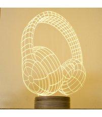 Lampa Head Phones Bulbing Studio Cheha
