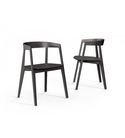 Krzesło KOS Nurt - antracytowe