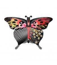 Ozdoba ścienna ze schowkiem motyl Violetta MIHO
