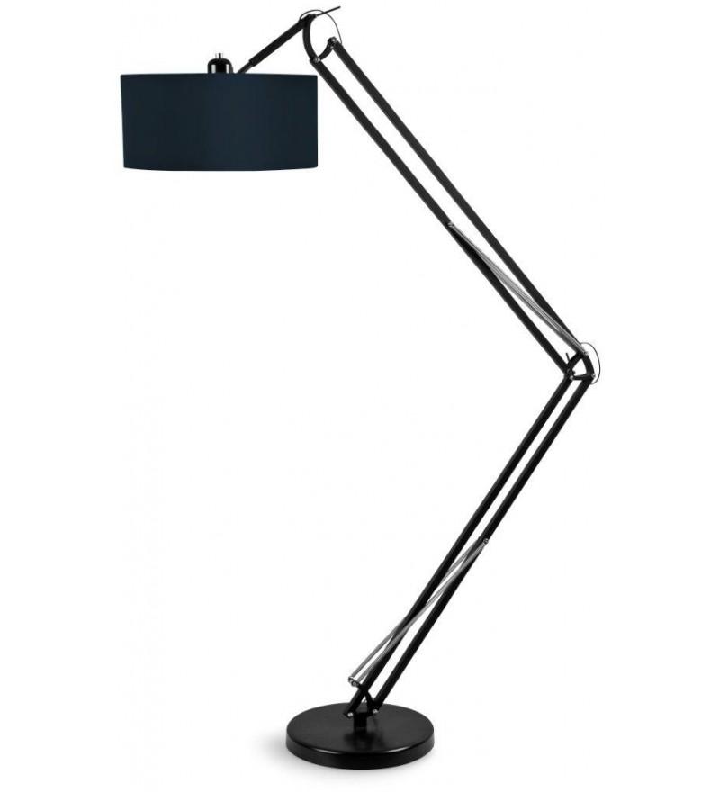 Lampa podłogowa czarna MILANO It's about RoMi  - różne kolory