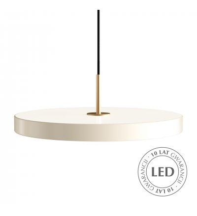 Lampa Asteria pearl UMAGE (dawniej VITA Copenhagen) - perłowa biel