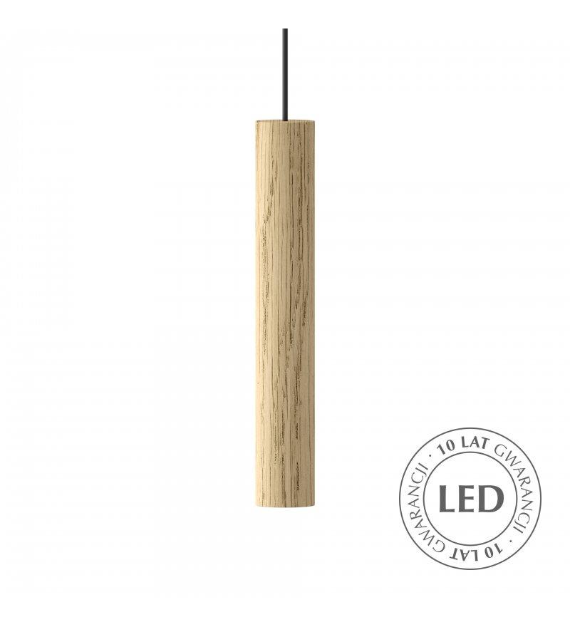 Lampa Chimes oak UMAGE (dawniej VITA Copenhagen) - naturalny dąb