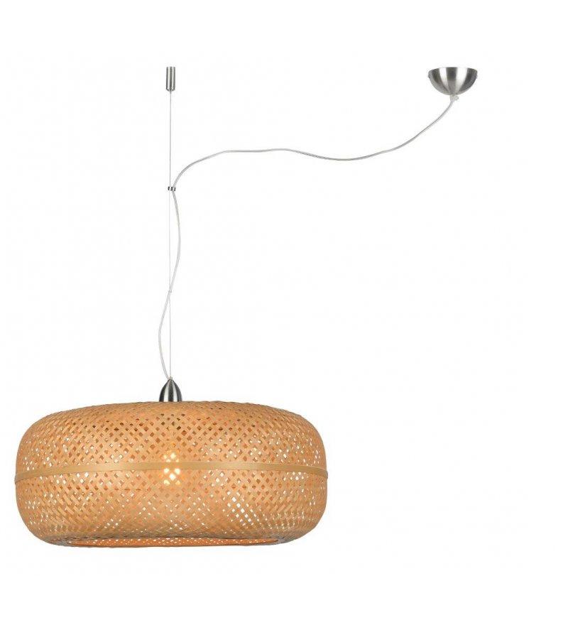 Lampa wisząca Palawan It's About RoMi - pojedyncza, naturalna