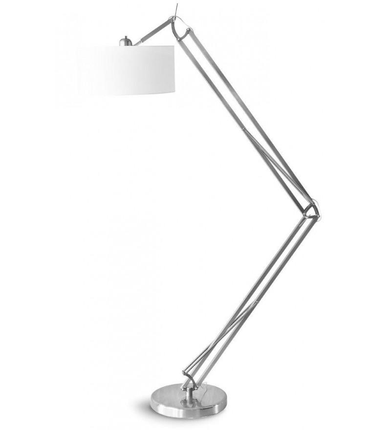 Lampa podłogowa nikiel MILANO It's about RoMi  - różne kolory