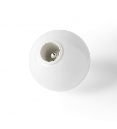 Klosz / żarówka TR Bulb Menu - biała z połyskiem, możliwość ściemniania