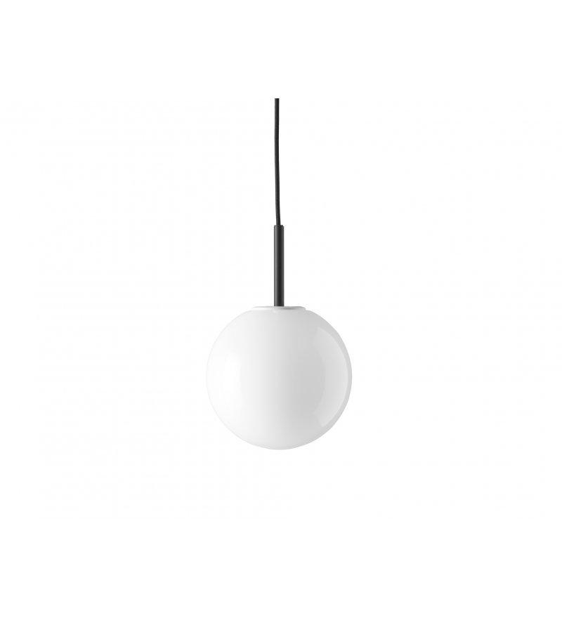 Lampa wisząca TR Bulb Menu - czarna / z połyskiem, ze ściemniaczem
