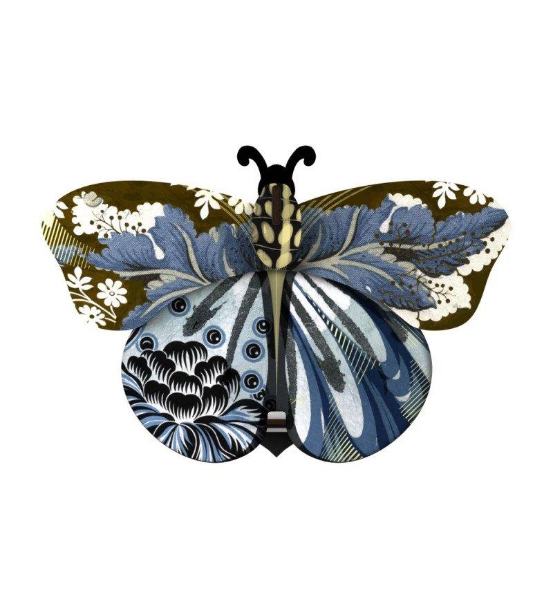 Dekoracja ścienna ze schowkiem motyl Abigaille MIHO