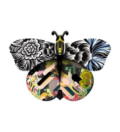 Dekoracja ścienna ze schowkiem Motyl Mimi MIHO