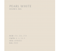 Plafon Asteria Up pearl UMAGE - perłowa biel