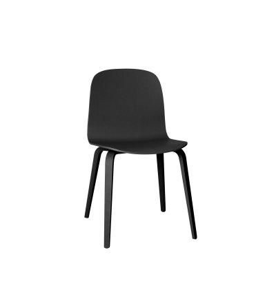Krzesło drewniane VISU CHAIR MUUTO - różne kolory