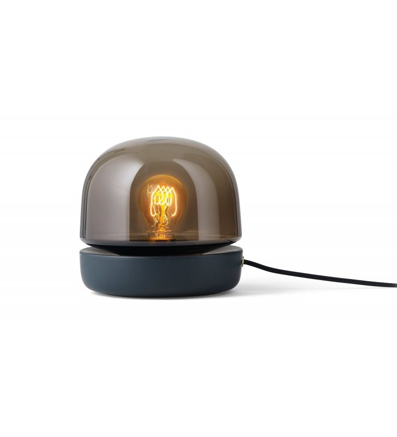 Lampa Stone Menu - antracytowa