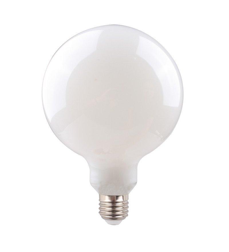 Żarówka mleczna Eco LED 6W średnica 125mm
