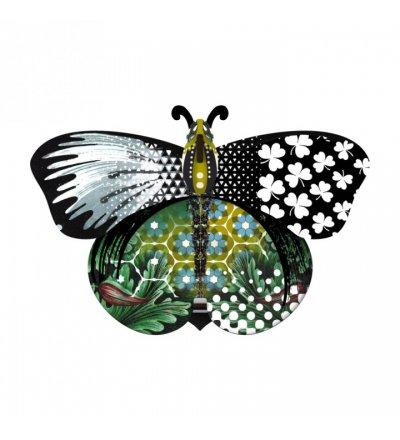 Dekoracja ścienna ze schowkiem motyl Aida MIHO