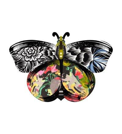 Dekoracja ścienna ze schowkiem motyl Elisabetta MIHO