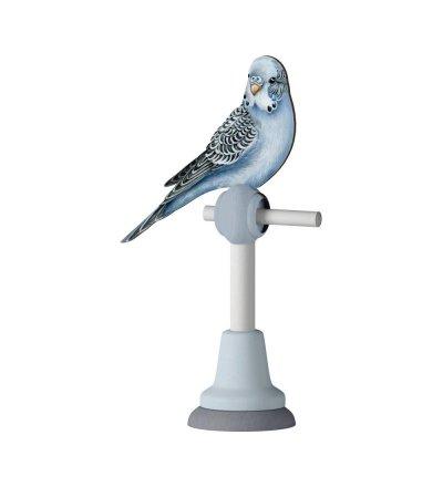 Dekoracja papuga Azul MIHO