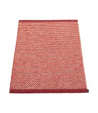 Chodnik EFFI Pappelina - dark red / coral red / vanilla, różne rozmiary