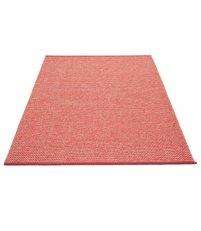 Dywan EFFI Pappelina - dark red / coral red / vanilla