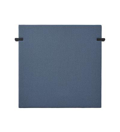 Panel wyciszający OUTLINE HIGHBACK MUUTO - różne kolory, pasujący do czarnej podstawy
