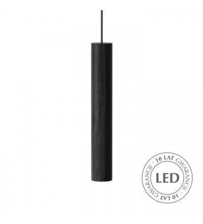 Lampa Chimes black UMAGE - czarny dąb