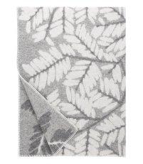 Pled wełniany VERSO Lapuan Kankurit -  130 x 180 cm, szary