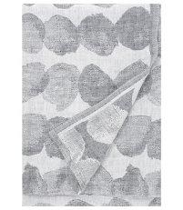 Lniany ręcznik kąpielowy SADE Lapuan Kankurit -  95 x 180 cm, szary