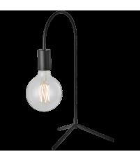 Lampa biurkowa Piper Bolia - czarny mat