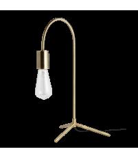 Lampa biurkowa Piper Bolia - mosiądz