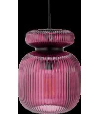Lampa wisząca Maiko Bolia - purpurowa