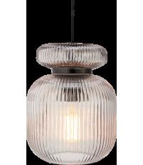 Lampa wisząca Maiko Bolia - szara