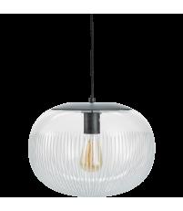 Lampa wisząca Kire Bolia - transparentna