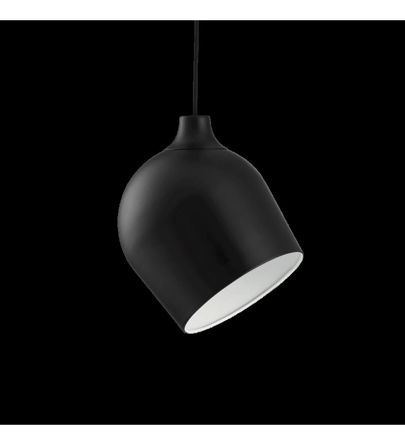 Lampa wisząca Rotate Bolia czarny mat Pufa Design
