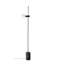 Lampa podłogowa Revolve Bolia - czarny