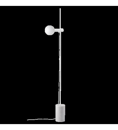 Lampa podłogowa Revolve Bolia - biała
