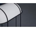 Lampa podłogowa Victoria Bolia - czarny mat