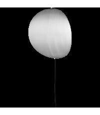 Kinkiet Callas Bolia - stalowy, rozmiar średni