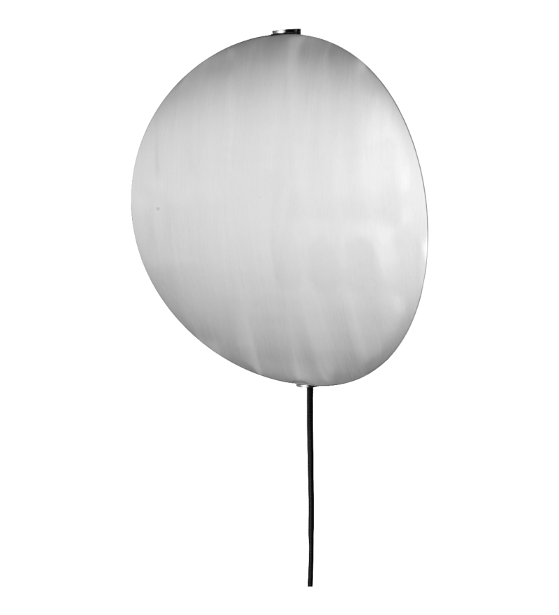 Kinkiet Callas Bolia - stalowy, rozmiar L